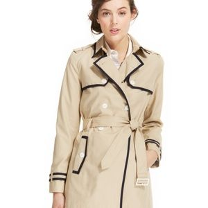 Tommy Hilfiger Nautical Trench Coat
